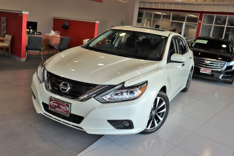 2017 Nissan Altima 2.5 SV Convenience Package Cold Weather Package Sunroof Backup Camera Springfield NJ