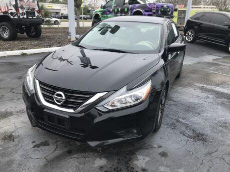 2017 Nissan Altima 2.5 SV Gainesville FL