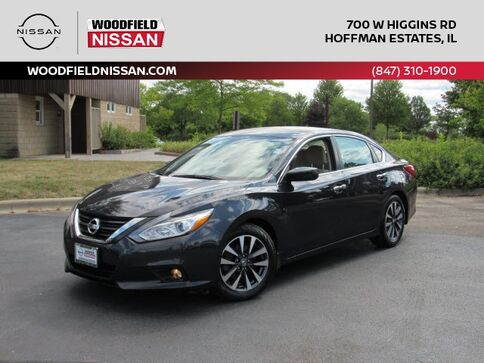 2017_Nissan_Altima_2.5 SV_ Hoffman Estates IL