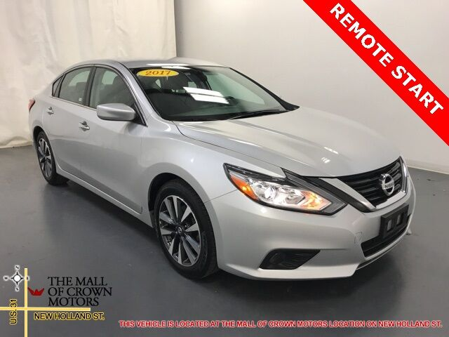 2017 Nissan Altima 2.5 SV Holland MI