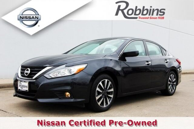 2017 Nissan Altima 2.5 SV Houston TX