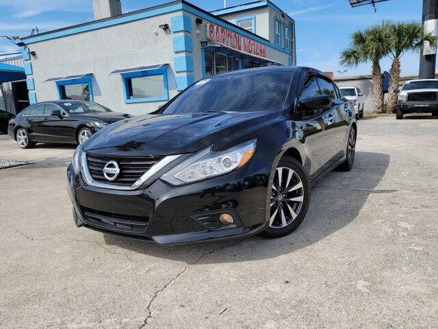 2017 Nissan Altima 2.5 SV Jacksonville FL