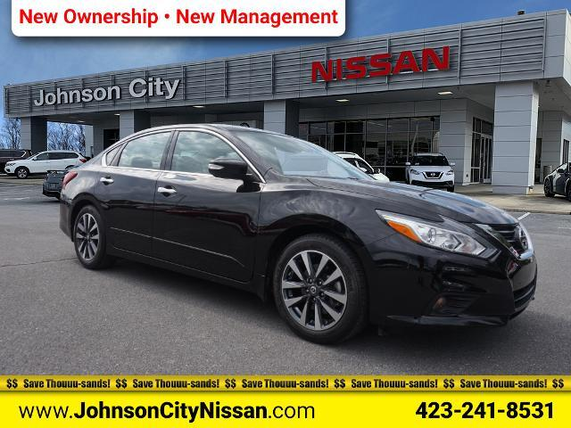 2017 Nissan Altima 2.5 SV Johnson City TN