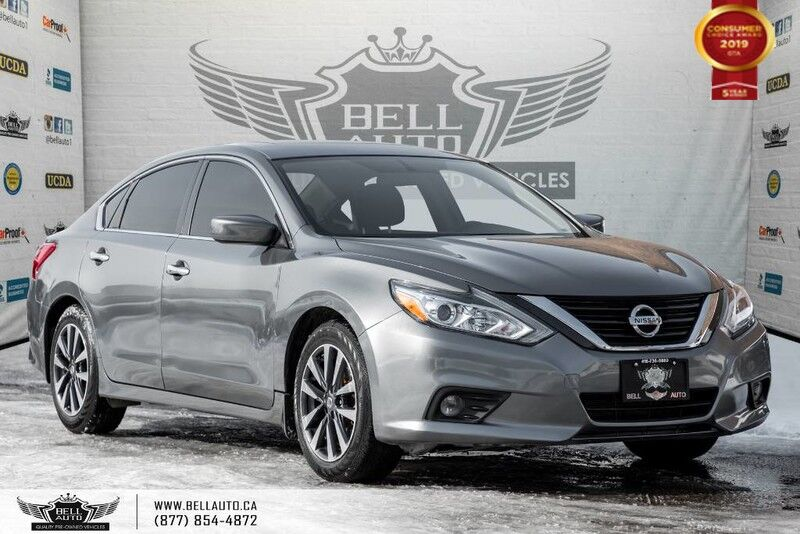2017 Nissan Altima 2.5 SV, NO ACCIDENT, BACK-UP CAM, HEATED SEATS, BLUETOOTH