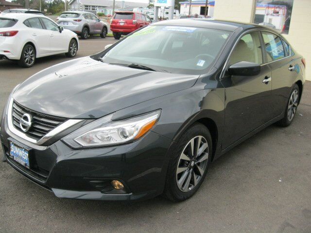 2017 Nissan Altima 2.5 SV Newport OR
