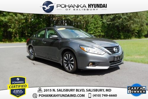2017_Nissan_Altima_2.5 SV **ONE OWNER**BEST MATCH**_ Salisbury MD