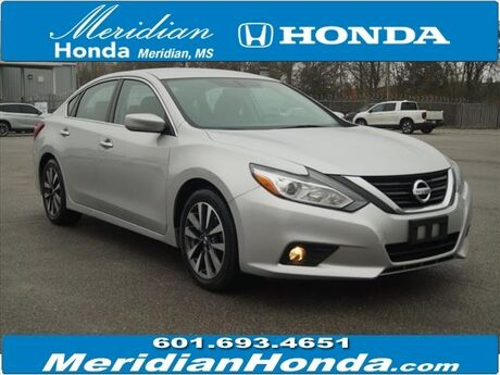 2017 Nissan Altima 2.5 SV Sedan Meridian MS