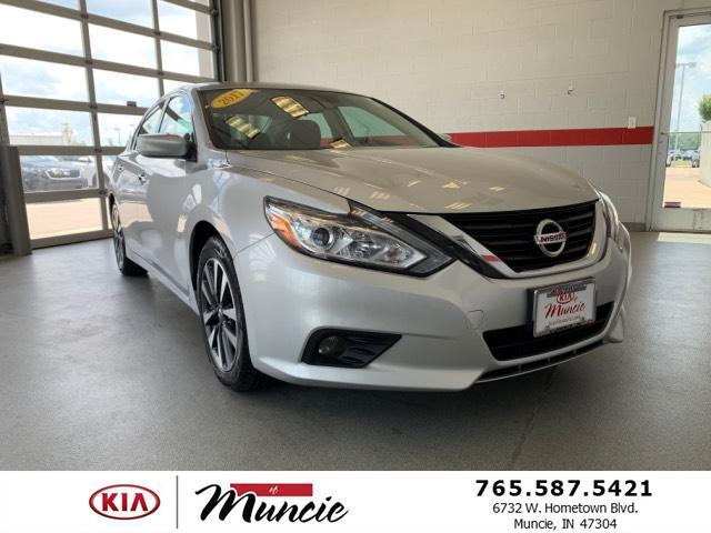 2017 Nissan Altima 2.5 SV Sedan Muncie IN