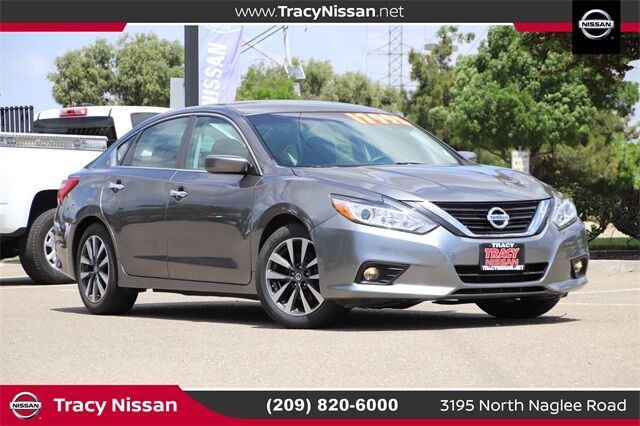 2017 Nissan Altima 2.5 SV Tracy CA