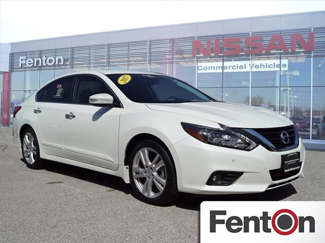 2017 Nissan Altima 3.5 SL CERTIFIED Lee's Summit MO
