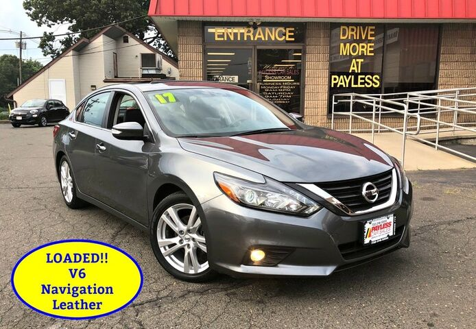 2017 Nissan Altima 3.5 SL South Amboy NJ