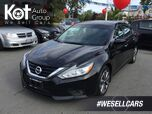 2017 Nissan Altima SL Auto 2.5L Keyless Entry & Push-Button Start!