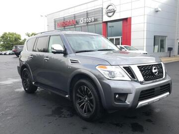 2017_Nissan_Armada_4x4 Platinum_ Richmond KY