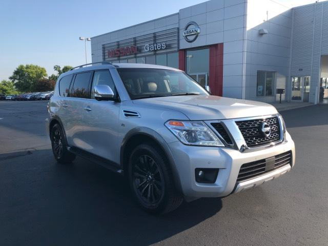 2017 Nissan Armada 4x4 Platinum Richmond KY