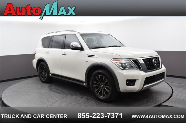 2017 Nissan Armada Platinum AWD Farmington NM