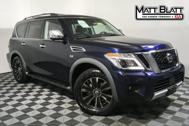 2017 Nissan Armada Platinum Egg Harbor Township NJ