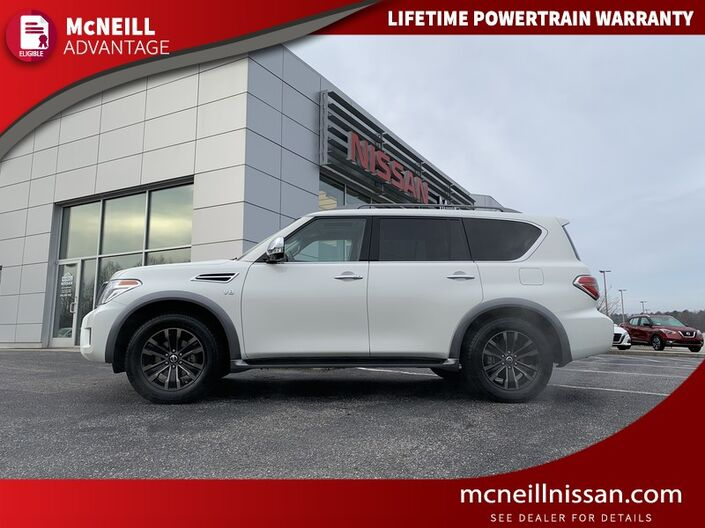 2017 Nissan Armada Platinum High Point NC