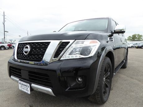 2017 Nissan Armada Platinum Houston TX