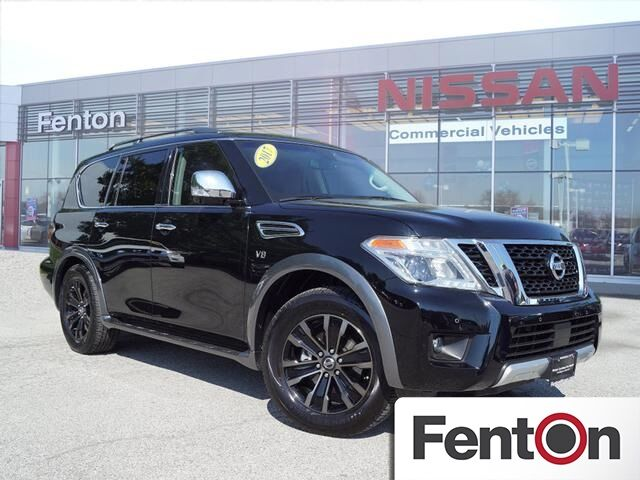 2017 Nissan Armada Platinum Lee's Summit MO