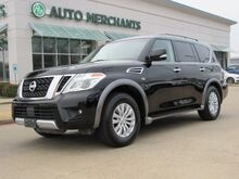 2017_Nissan_Armada_SV AWD 5.6L 8CYLINDER ALL-WHEEL DRIVE, AUTOMATIC, NAVIGATION SYSTEM,SATELLITE RADIO, RUNNING BOARDS_ Plano TX