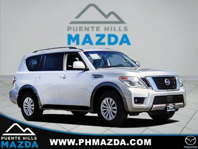 2017 Nissan Armada SV City of Industry CA
