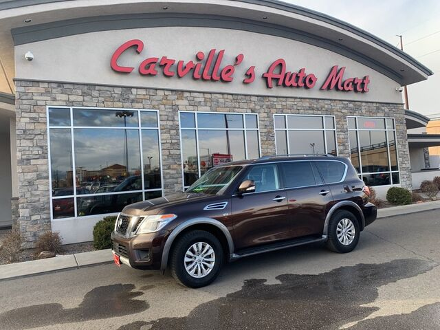 2017 Nissan Armada SV Grand Junction CO