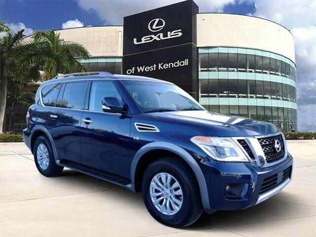 2017 Nissan Armada Sv For Sale Lexus Of West Kendall In