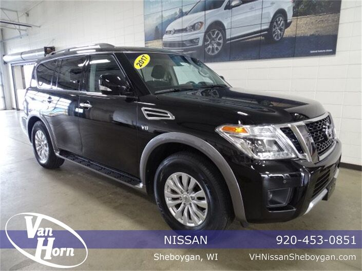 2017 Nissan Armada SV Plymouth WI