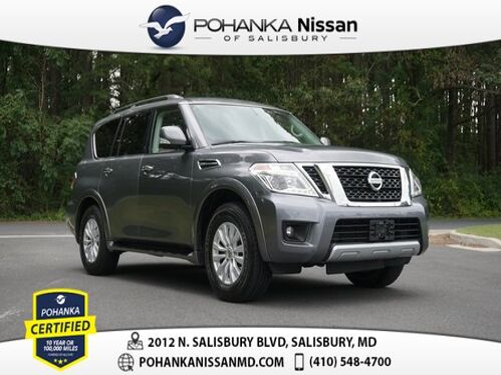 2017_Nissan_Armada_SV Pohanka Certified_ Salisbury MD