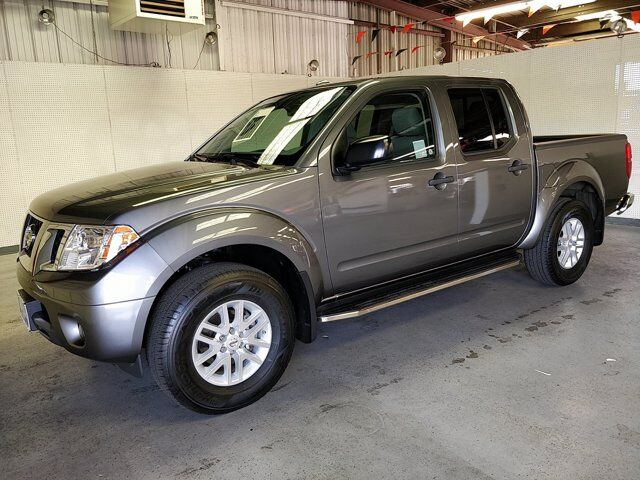 2017 Nissan Frontier 4x4 SV Oroville CA
