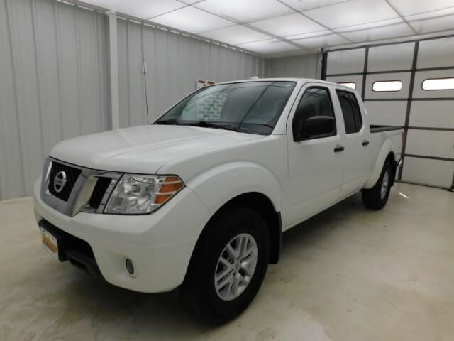 2017 Nissan Frontier Crew Cab 4x4 SL Auto Long Bed Manhattan KS