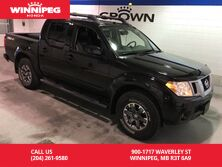 2017 Nissan Frontier Crew cab/PRO-4X/Bluetooth/Heated seats/2 sets of tires