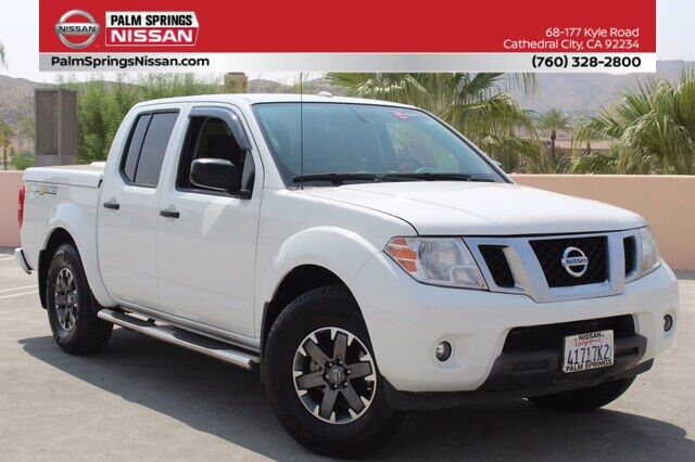 2017 Nissan Frontier Desert Runner Cathedral City CA