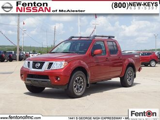 2017_Nissan_Frontier_PRO_ McAlester OK