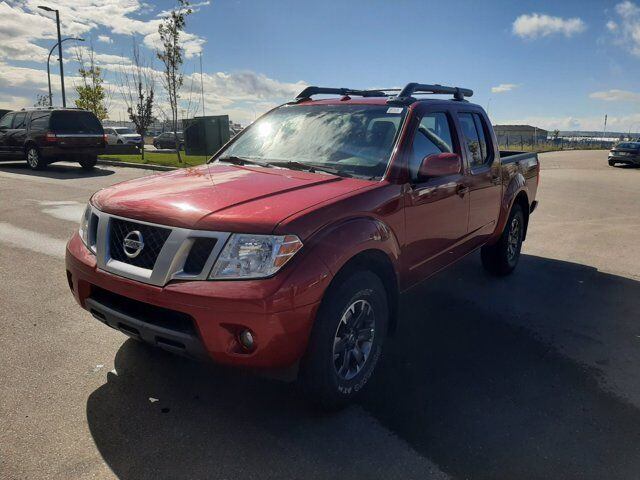 2017 Nissan Frontier PRO-4X | LEATHER | 4X4 | *GREAT DEAL* Calgary AB