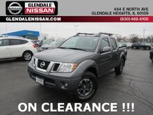2017_Nissan_Frontier_PRO-4X_ Glendale Heights IL