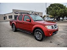 2017_Nissan_Frontier_PRO-4X_ Pampa TX