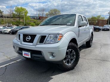 2017_Nissan_Frontier_PRO-4X_ Worcester MA