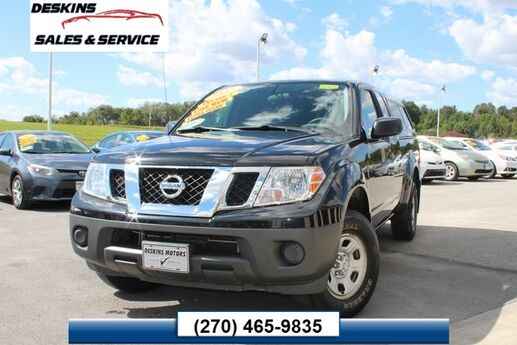 2017 Nissan Frontier S Campbellsville KY