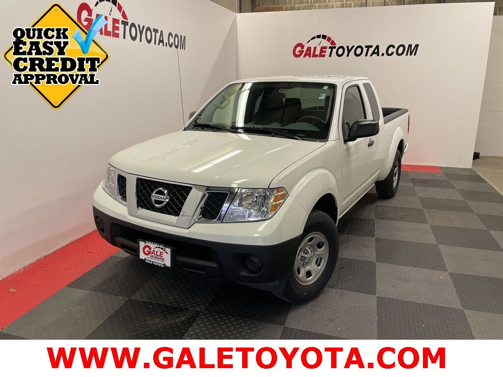 2017 Nissan Frontier S Enfield CT