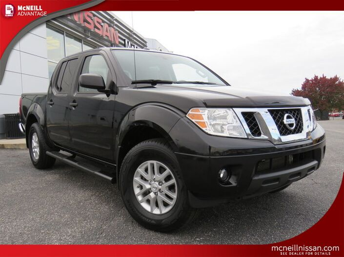 2017 Nissan Frontier S High Point NC