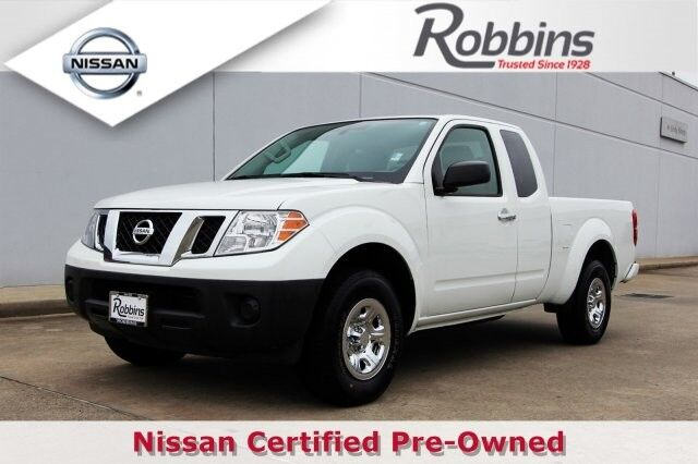 2017 Nissan Frontier S Houston TX