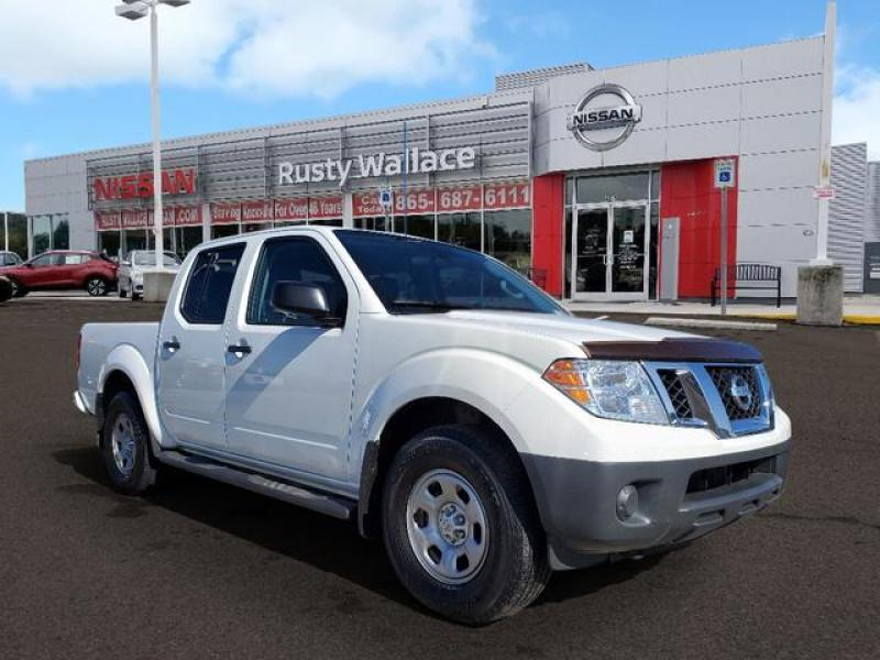 2017 Nissan Frontier S Knoxville TN