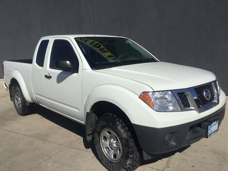 2017_Nissan_Frontier_S_ Mission TX