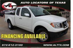 2017_Nissan_Frontier_S_ Plano TX