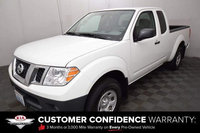 2017 Nissan Frontier S Puyallup WA