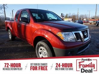 2017_Nissan_Frontier_S_ Knoxville TN