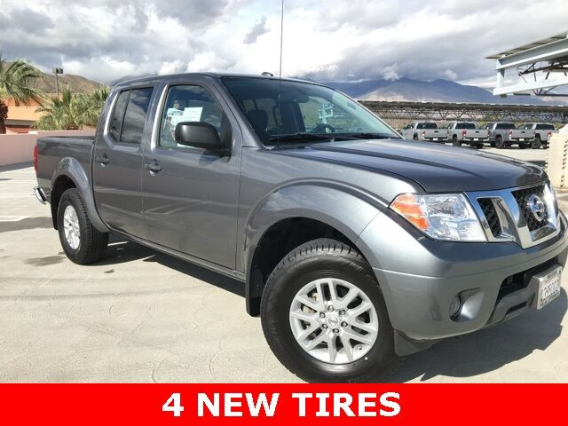 2017 Nissan Frontier SV Cathedral City CA