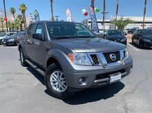 2017_Nissan_Frontier_SV_ Palm Springs CA