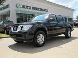 2017 Nissan Frontier SV Crew Cab 5AT 2WD CLOTH SEATS, BED LINER, BLUETOOTH CONNECTIVITY, SATELLITE RADIO, USB/AUX INPUT